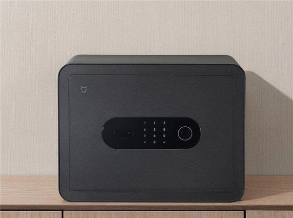 Xiaomi ra mắt két sắt thông minh: Thép chống khoan, mở khóa bằng 6 cách, giá 2.2 triệu đồng - Ảnh 1.