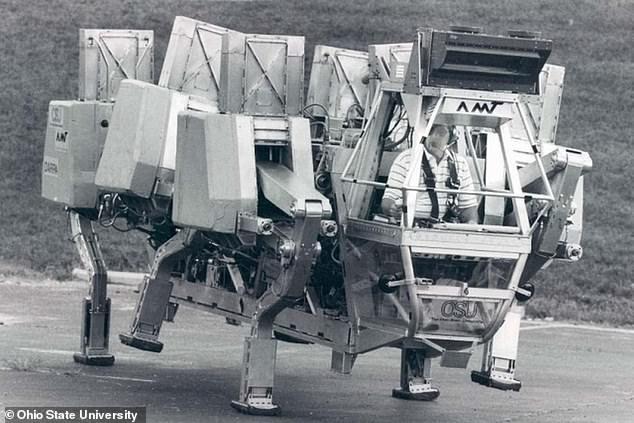 Quân đội Mỹ từng phát triển mẫu robot chiến đấu tuyệt mật bắt chước theo Star Wars - Ảnh 1.
