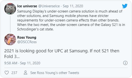 Galaxy S21 (S30) sẽ là flagship màn hình đục lỗ cuối cùng của Samsung? - Ảnh 2.
