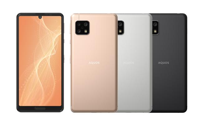 Sharp ra mắt 4 mẫu smartphone mới tại Nhật Bản - Ảnh 3.