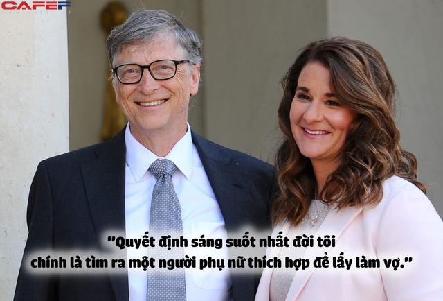 3 nhân tố chính quan trọng hơn cả ngoại hình để chọn vợ của người giàu: Nhìn vào phu nhân Bill Gates hay Jack Ma đều thấy đúng - Ảnh 3.