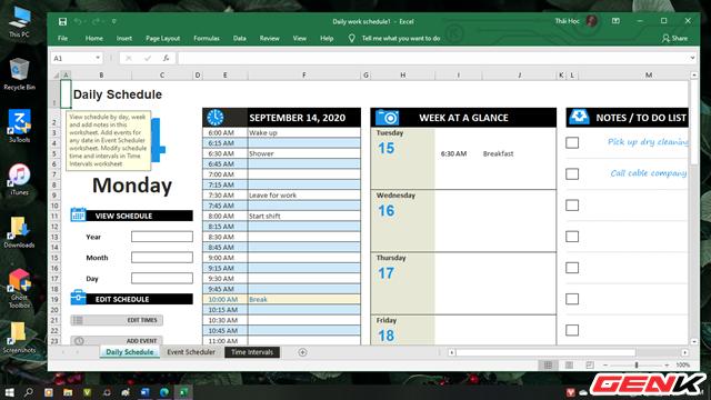 Nhớ hết 38 phím tắt này, bạn sẽ làm việc với Excel nhanh gấp đôi - Ảnh 2.