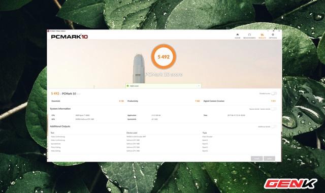 Benchmark máy tính là gì? Và cần chú ý gì trước khi thực hiện Benchmark? - Ảnh 3.