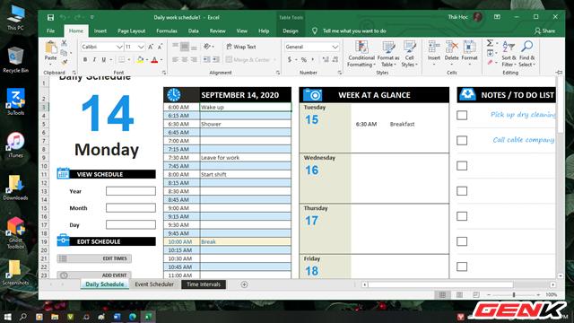 Nhớ hết 38 phím tắt này, bạn sẽ làm việc với Excel nhanh gấp đôi - Ảnh 5.
