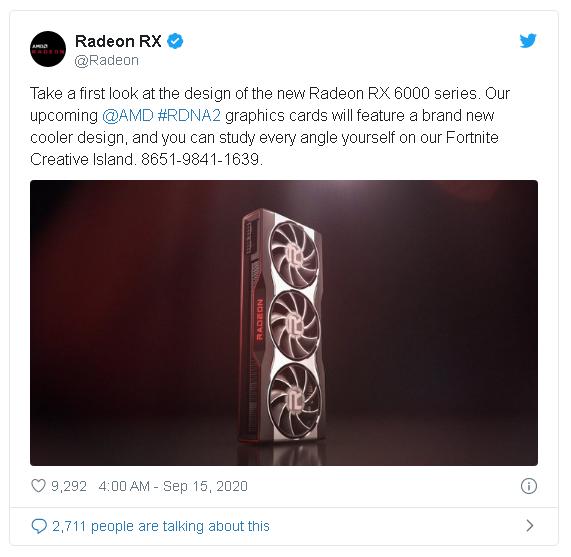 """AMD hé lộ thiết kế """"quái thú"""" Radeon RX 6000 - Ảnh 2."""