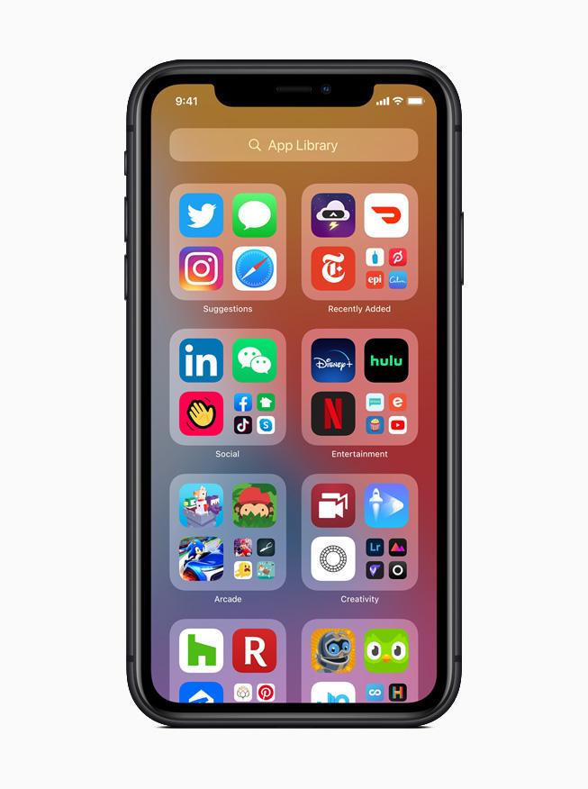 iOS 14 chính thức ra mắt người dùng - Ảnh 2.