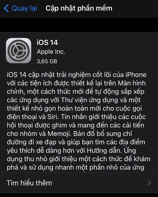iOS 14 chính thức ra mắt người dùng - Ảnh 8.