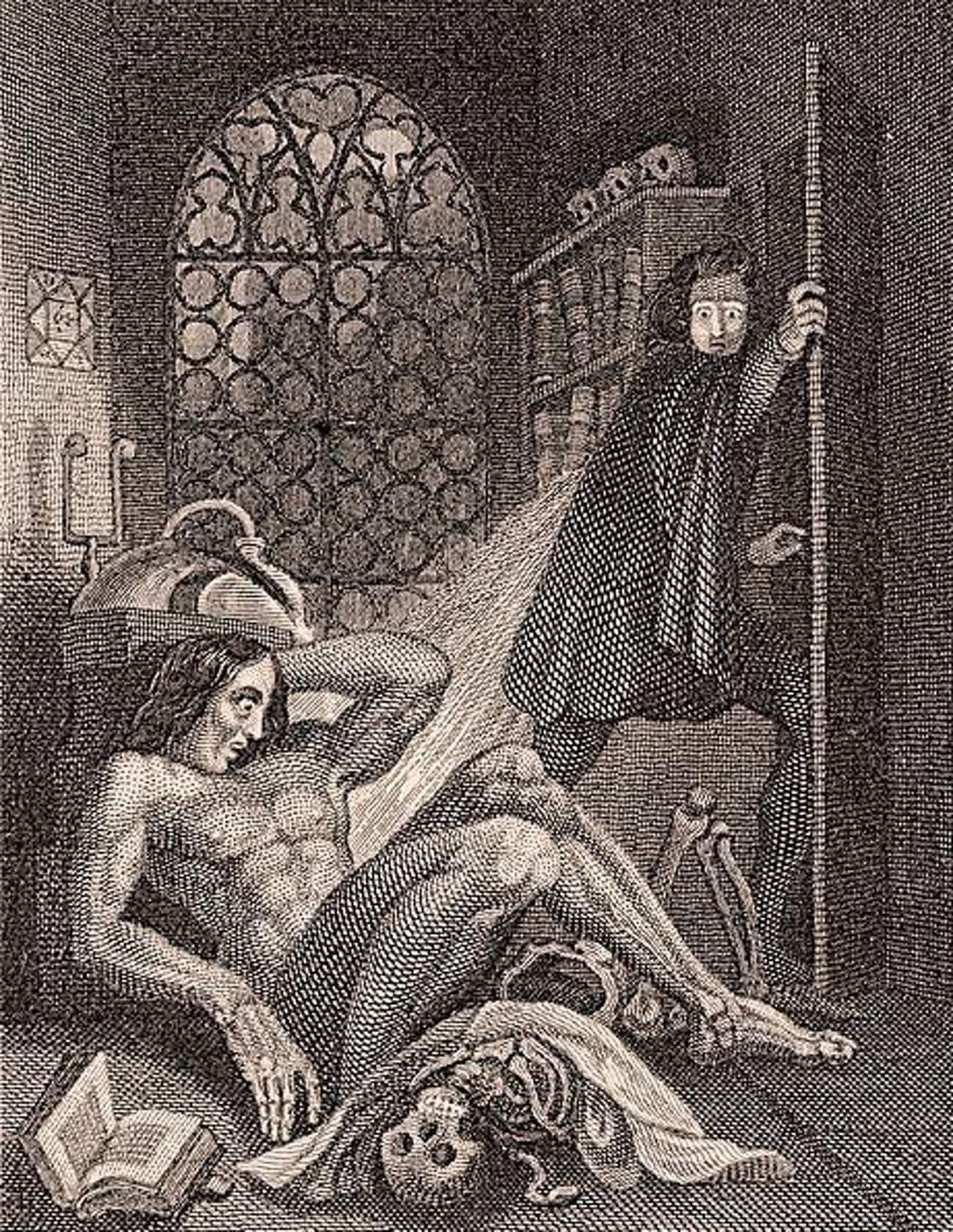 Vào những năm 1800 nhân loại đã cố gắng tạo ra quái vật của Frankenstein ngoài đời thực bằng cách kích điện xác chết - Ảnh 8.