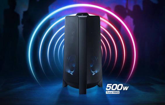 Đánh giá loa tháp Samsung: mang không khí tiệc tùng vào căn nhà nhỏ của bạn - Ảnh 1.