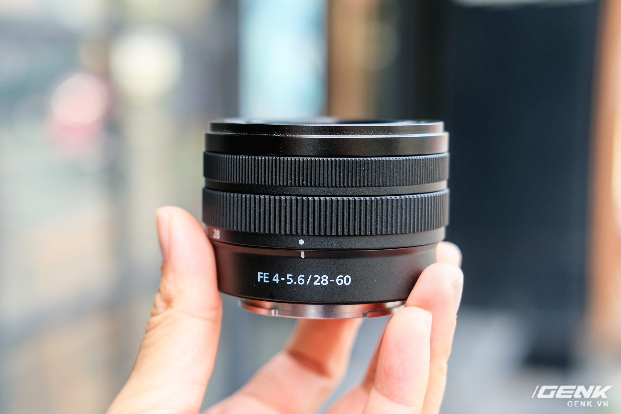 Trên tay chiếc máy ảnh Full Frame nhỏ nhất của Sony tại Việt Nam: Đẹp, nhẹ và mạnh mẽ - Ảnh 15.