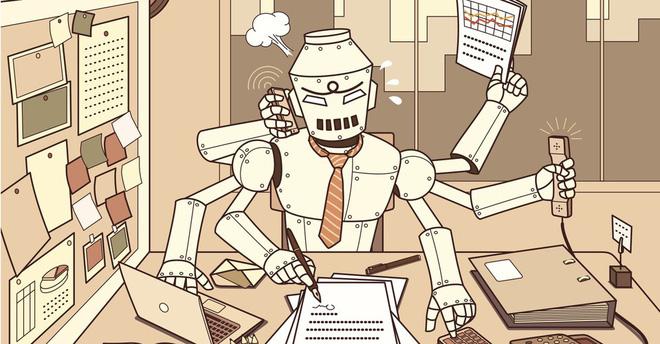 Bài viết này do robot viết với chất lượng ngang một nhà báo thực thụ đang khiến nhiều người hoảng sợ, nhưng mọi chuyện không hoàn toàn như bạn nghĩ - Ảnh 4.