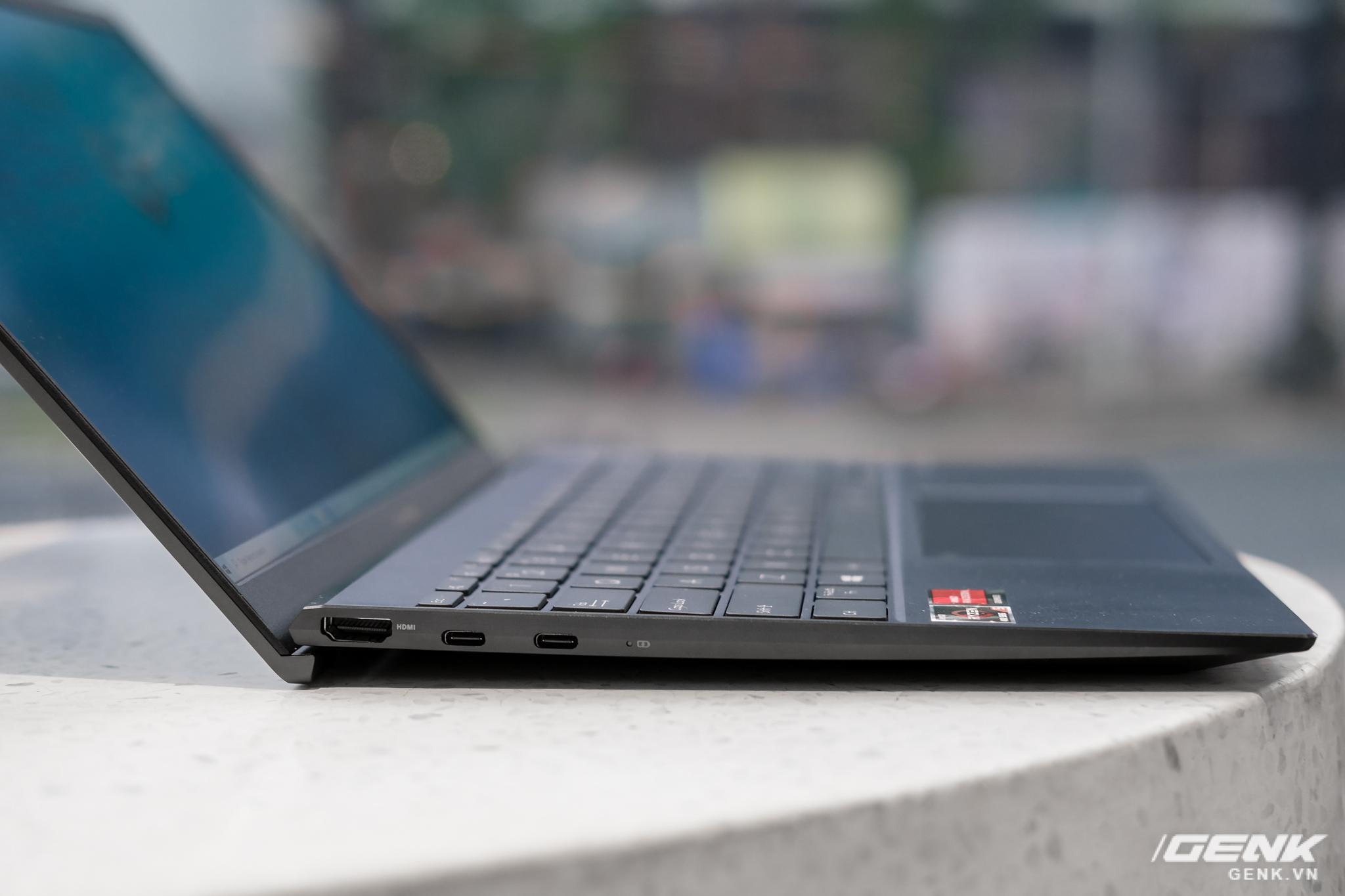 Cận cảnh và trải nghiệm chiếc laptop 14 inch chạy Ryzen Mobile 4000 Series mỏng nhất thế giới đến từ đội ASUS - Ảnh 16.