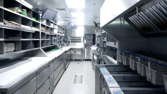 Bếp đám mây - tương lai của ngành ăn uống sau đại dịch COVID-19 - Ảnh 1.