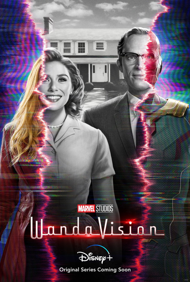 Trailer WandaVision bất ngờ lên sóng: Scarlet Witch hack cả thời gian lẫn không gian chỉ để được ở bên người yêu đã mất? - Ảnh 2.