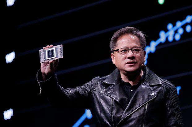 Tại sao Nvidia lại chi đến 40 tỷ USD để mua ARM, câu trả lời là Định luật Huang - Ảnh 1.