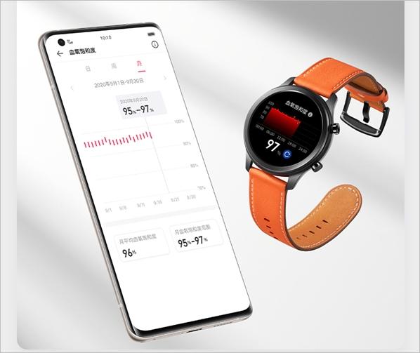 Vivo Watch ra mắt: Cảm biến đo Oxy trong máu, pin 18 ngày, giá 4.5 triệu đồng - Ảnh 4.