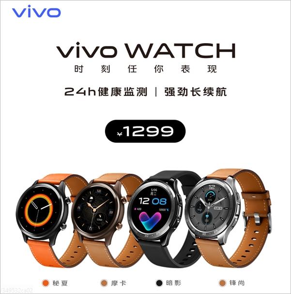 Vivo Watch ra mắt: Cảm biến đo Oxy trong máu, pin 18 ngày, giá 4.5 triệu đồng - Ảnh 6.