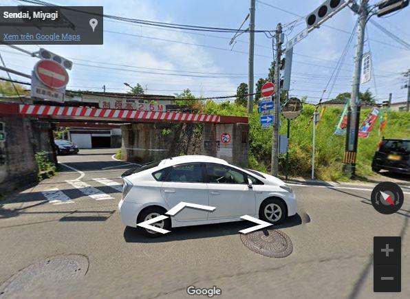 Kinh ngạc trước khả năng biến hình của các biển báo đường ở Nhật - Ảnh 2.