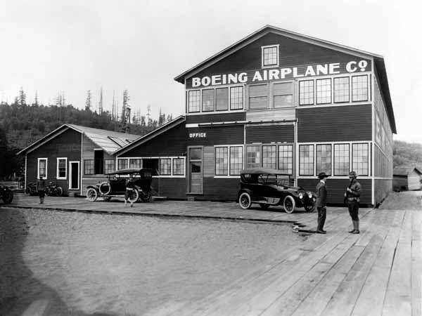 Khởi nguyên của đế chế Boeing: Giấc mơ của gã nhà giàu bỏ học buôn gỗ - Ảnh 2.