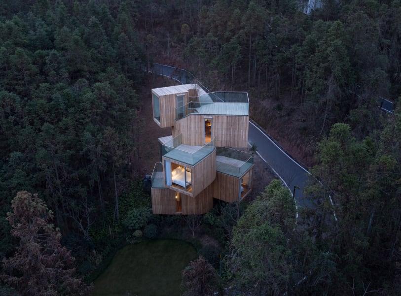 Nhìn ngắm 8 tuyệt tác kiến trúc chơi vơi nơi cảnh vắng - Ảnh 4.