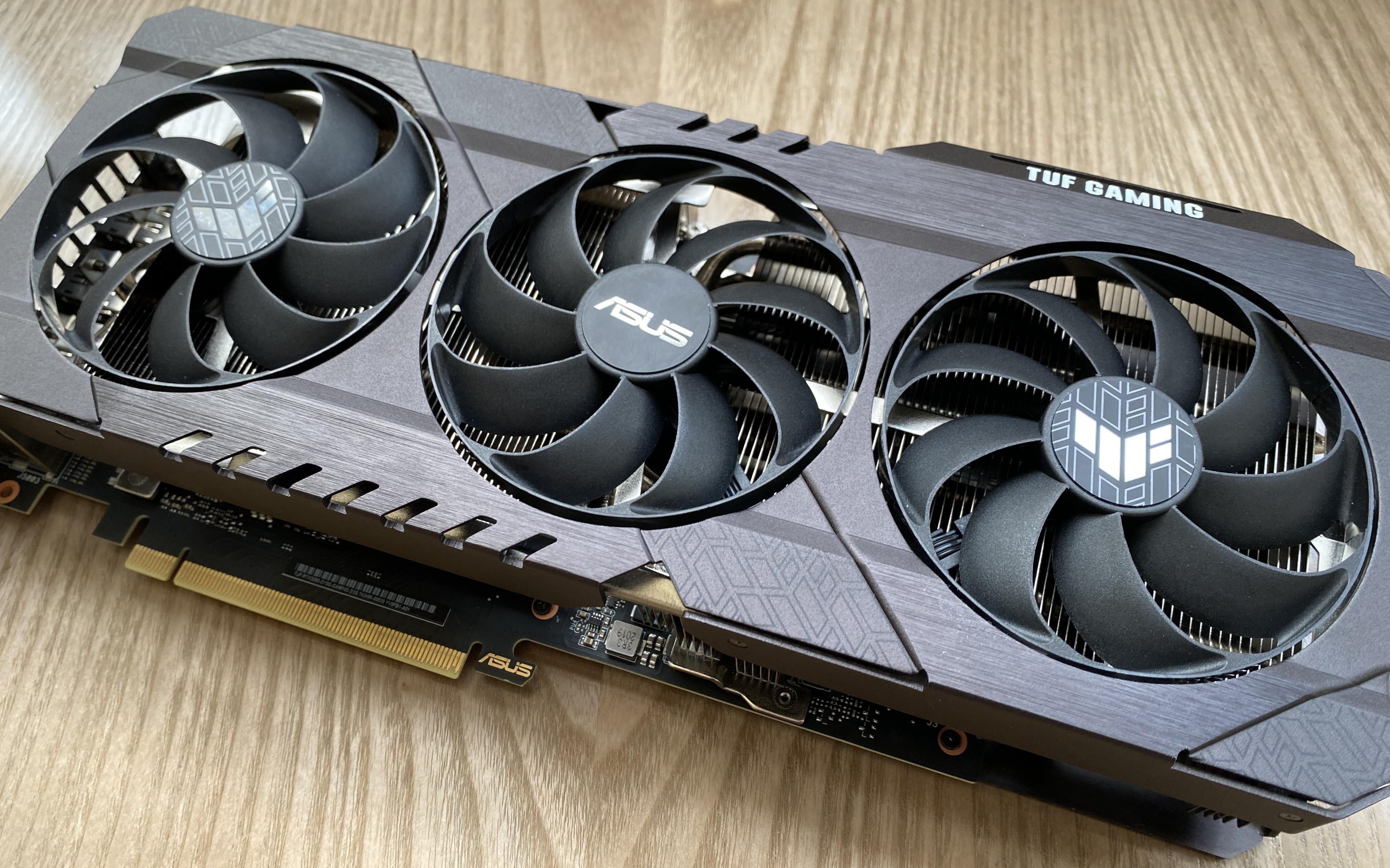 Đánh giá nhanh ASUS TUF Gaming RTX 3080 OC: mạnh, mát, giá hợp lý, hướng tới chơi game 4K