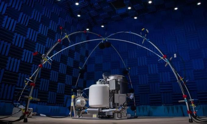 Mẫu toilet trị giá 529 tỷ đồng này sắp được NASA phóng vào vũ trụ - Ảnh 1.