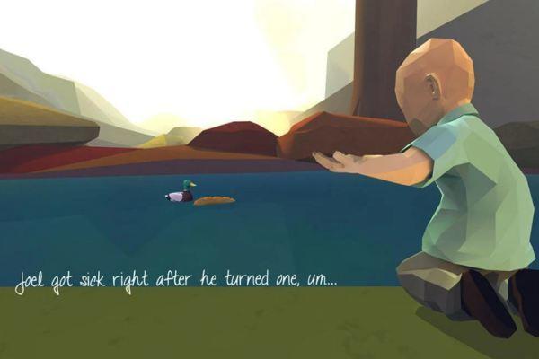 Người cha làm game về ranh giới của sự sống tặng con trai bị ung thư - Ảnh 5.