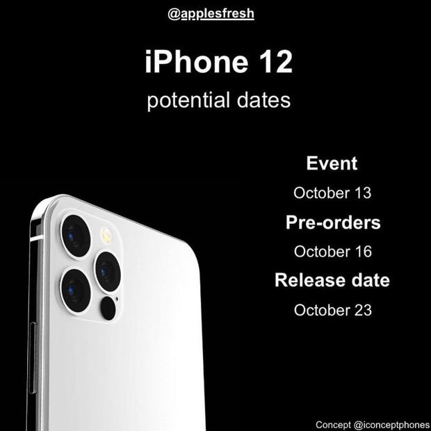 Rò rỉ giá bán iPhone 12 mini, chỉ 16 triệu đồng? - Ảnh 1.