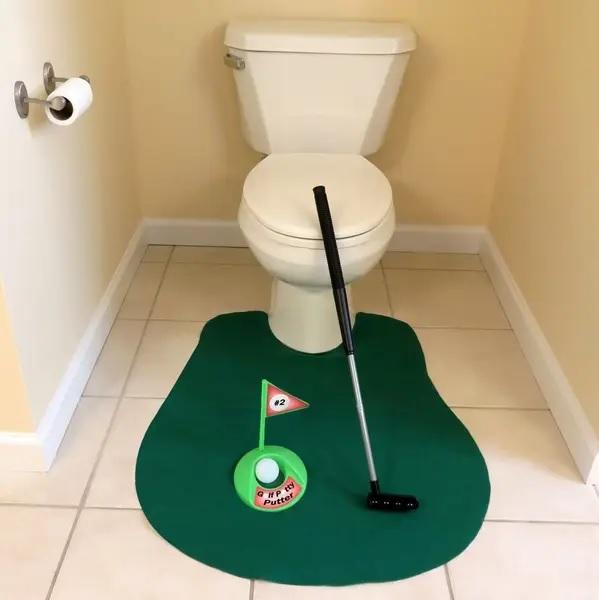 Tuyển tập phụ kiện giúp toilet nhà bạn trở nên cool ngầu hơn bội phần - Ảnh 1.
