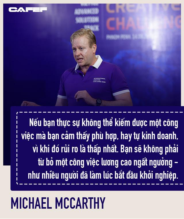 Người từng 10 năm là No.1 stock market timer ở Mỹ làm Huấn luyện viên Viet Solutions: Đừng mơ giấc mơ của người khác! - Ảnh 2.