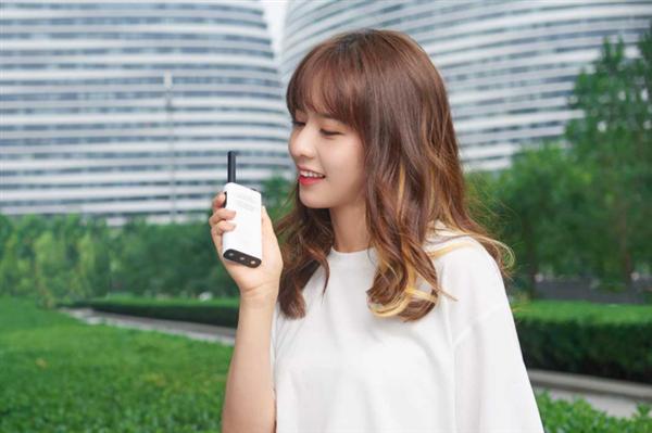Xiaomi ra mắt bộ đàm giá rẻ, pin 10 tiếng, phạm vi sử dụng 5 km - Ảnh 2.
