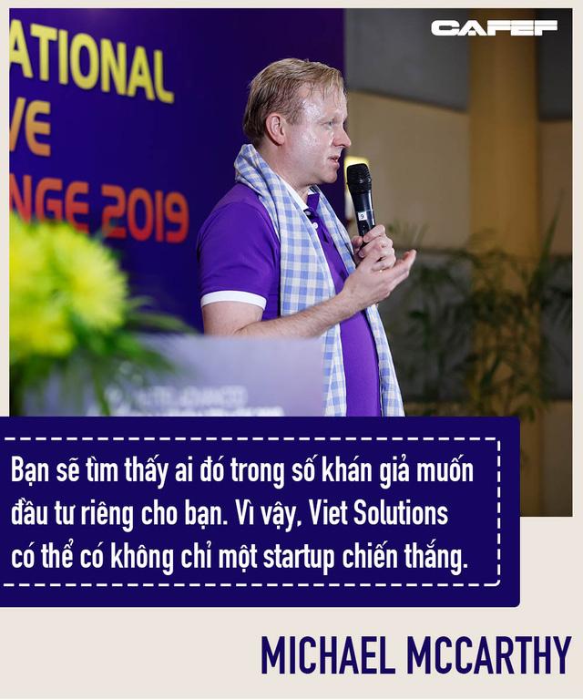 Người từng 10 năm là No.1 stock market timer ở Mỹ làm Huấn luyện viên Viet Solutions: Đừng mơ giấc mơ của người khác! - Ảnh 7.