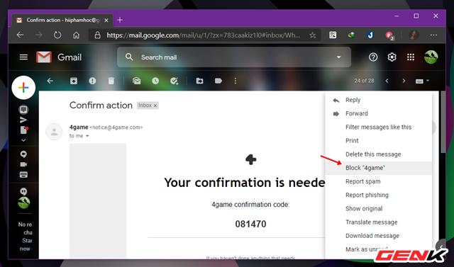 9 Mẹo và thủ thuật giúp bạn có thể khai thác được tối đa tính năng mà Gmail mang đến - Ảnh 10.