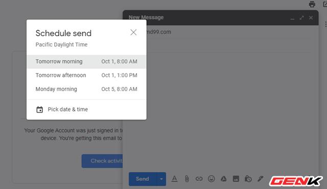 9 Mẹo và thủ thuật giúp bạn có thể khai thác được tối đa tính năng mà Gmail mang đến - Ảnh 7.