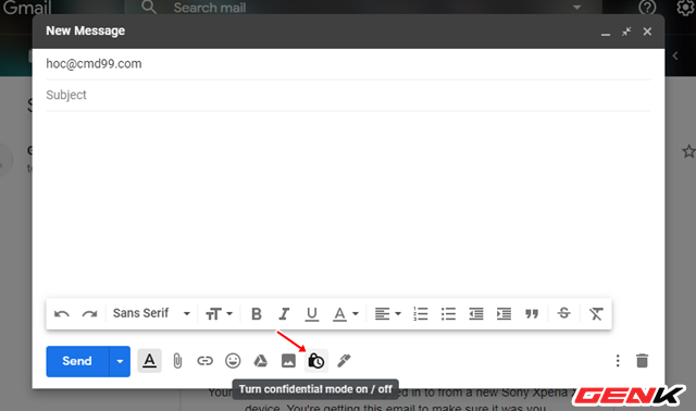 9 Mẹo và thủ thuật giúp bạn có thể khai thác được tối đa tính năng mà Gmail mang đến - Ảnh 8.