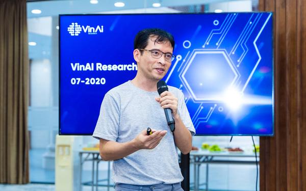 Viện trưởng VinAI Research: Việt Nam đang sánh ngang về AI với Hongkong, Phần Lan - Ảnh 1.