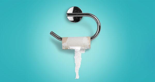 Trước thời đại của giấy vệ sinh, con người đã dùng gì để thay thế cho chúng? - Ảnh 1.