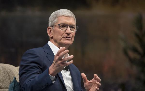 Tim Cook được thưởng tới 1 triệu cổ phiếu Apple - Ảnh 1.
