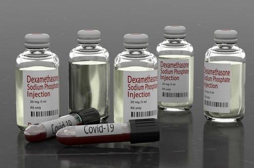 Thuốc corticosteroids có thể cứu sống bệnh nhân COVID-19, nhưng đây là lý do bạn không nên tích trữ nó - Ảnh 3.