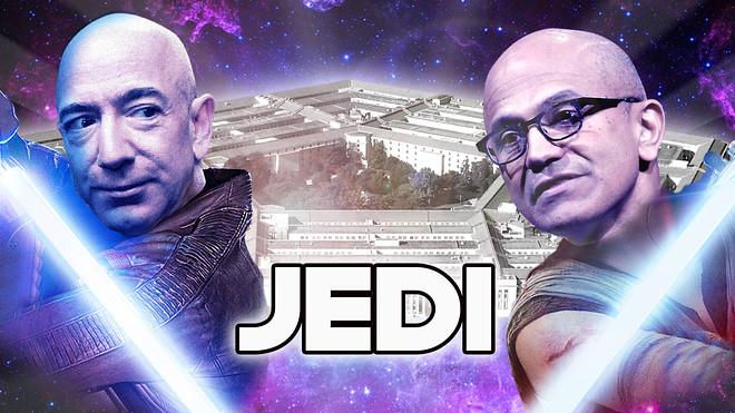 Kết thúc điều tra hợp đồng JEDI, Bộ Quốc phòng Mỹ tuyên bố Microsoft vẫn là hãng mang lại giá trị tốt nhất - Ảnh 2.