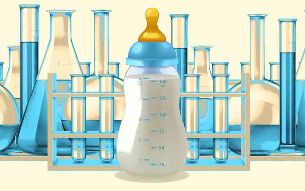 Các nhà khoa học sắp tìm ra cách chế biến sữa mẹ trong phòng thí nghiệm để thay thế sữa công thức - Ảnh 1.