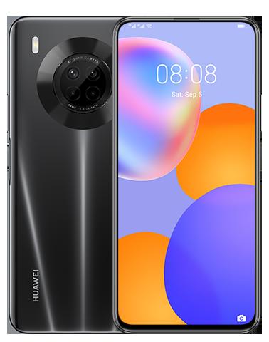 Huawei Y9a ra mắt: MediaTek Helio G80, 4 camera sau 64MP, sạc nhanh 40W - Ảnh 1.