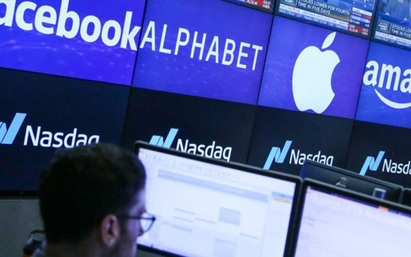 Vốn hoá của 6 công ty công nghệ lớn nhất Phố Wall bốc hơi hơn 1 nghìn tỷ USD chỉ trong 3 ngày - Ảnh 1.