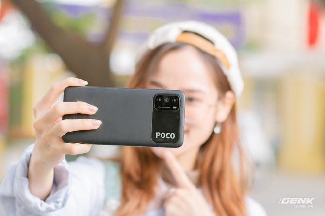 Đánh giá POCO M3: Sự lựa chọn tốt nếu mua được với giá sale - Ảnh 1.