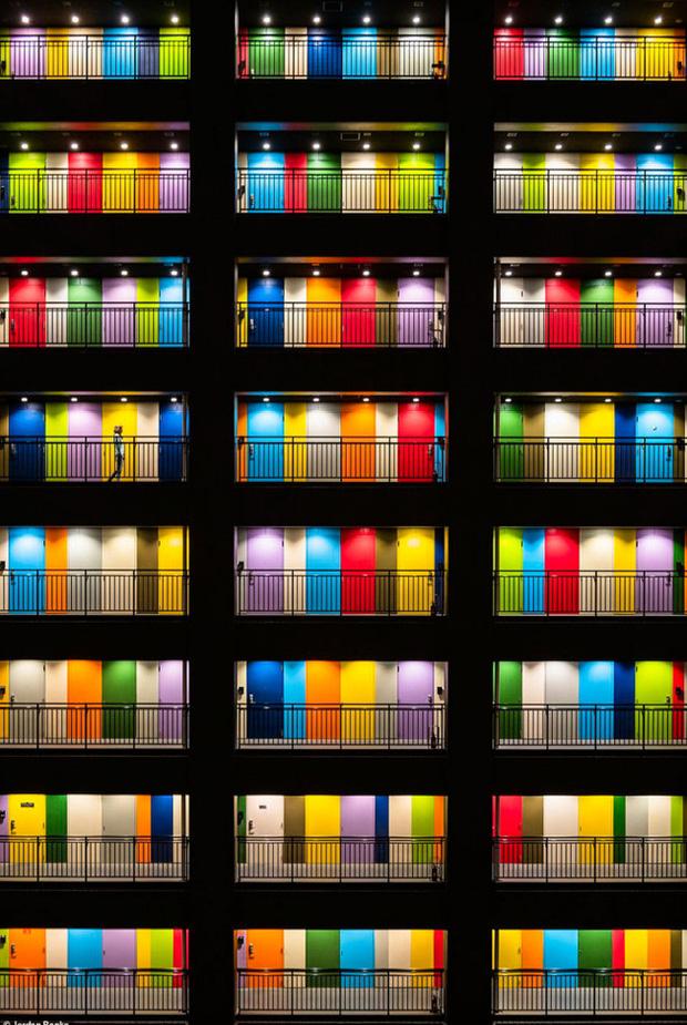 Loạt ảnh ấn tượng nhất năm 2020: Những mảng màu sắc thú vị che lấp đi một năm ảm đạm, Việt Nam cũng góp mặt với tác phẩm tuyệt mỹ - Ảnh 3.