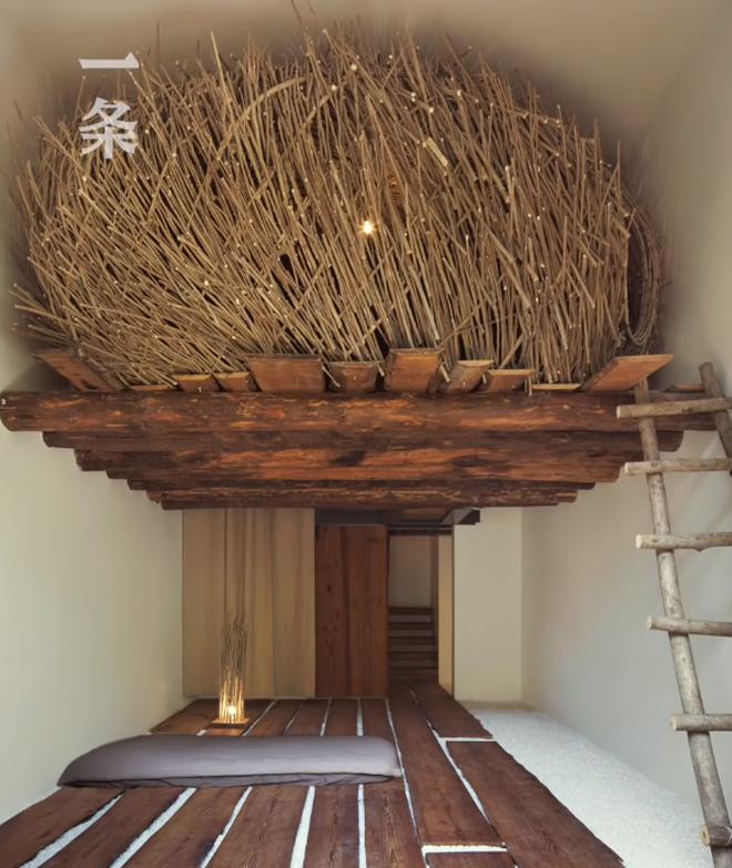"""Lạ lùng căn nhà không giường, không ghế nhưng xây cầu, """"tổ chim"""" bên trong, tất cả đều bằng gỗ - Ảnh 9."""