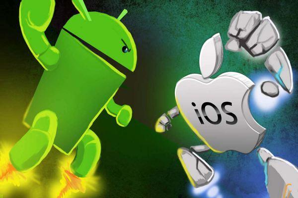 Tại sao cả Google và Apple đều muốn người dùng cài đặt hệ thống mới? - Ảnh 1.
