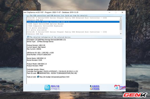 Hướng dẫn chi tiết cách nạp lại firmware cho USB bị lỗi - Ảnh 5.