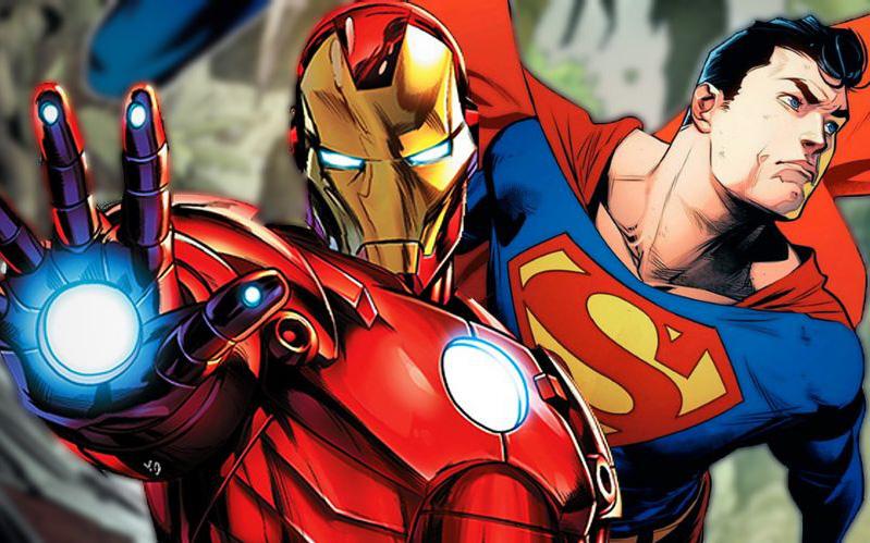 Những cách để Iron Man có thể đánh bại Superman