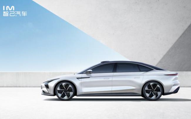 Alibaba chuẩn bị ra mắt mẫu ô tô điện đầu tiên - Ảnh 1.